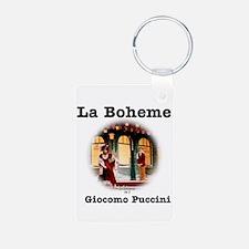 OPERA - LA BOHEME - GIOCOMO PUCCIN Keychains