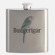 Budgerigar Flask