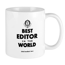 Best Editor Mugs
