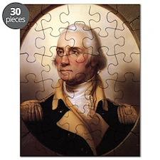 Cute George washington Puzzle