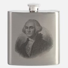 Funny President united states Flask