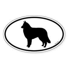 Belgian Tervuren Decal