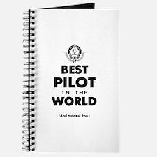Best Pilot in the World Journal