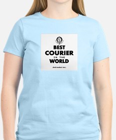 Best Courier In The World T-Shirt