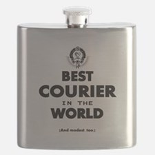 Best Courier In The World Flask