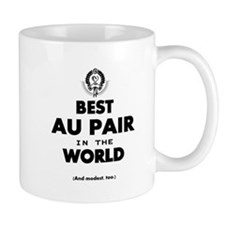 The Best in the World – Au Pair Mugs
