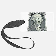George Washington Luggage Tag