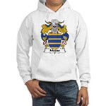 Mejias Family Crest Hooded Sweatshirt