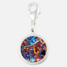 Crazy Colorful Music Madness M Charms