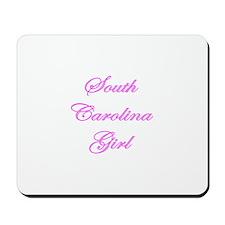 South Carolina Girl Mousepad