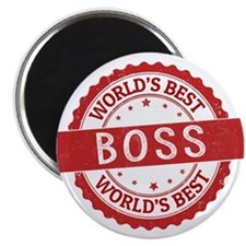 Unique Boss lady Magnet