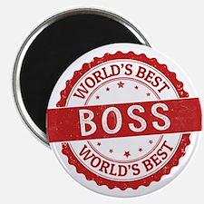 Cute Best boss Magnet