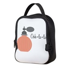 Ooh La La Neoprene Lunch Bag