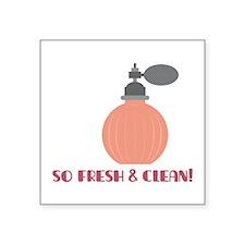 Fresh & Clean Sticker