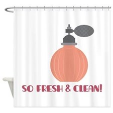Fresh & Clean Shower Curtain