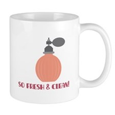 Fresh & Clean Mugs