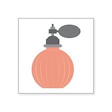 Perfume Bottle Sticker