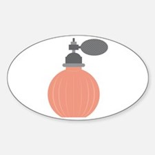 Perfume Bottle Decal