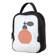 Perfume Bottle Neoprene Lunch Bag