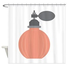 Perfume Bottle Shower Curtain
