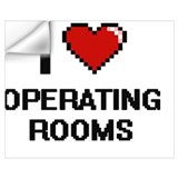 Operating room Wall Decals