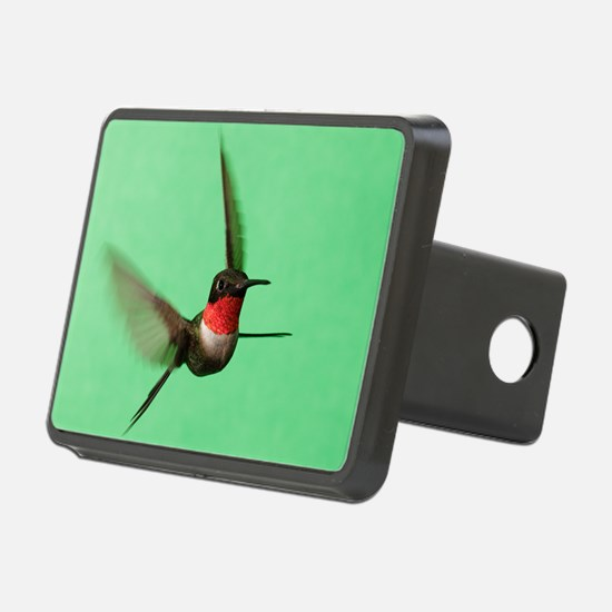 Ruby-Throated Hummingbird Hitch Cover