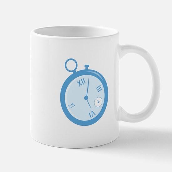 Stopwatch Mugs
