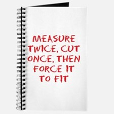 measure force Journal