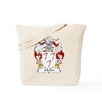 Mallol Family Crest Tote Bag