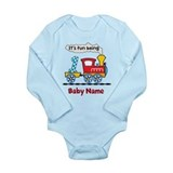 1st birthday Long Sleeves Bodysuits