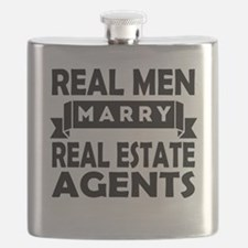 Real Men Marry Real Estate Agents Flask