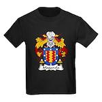 Magarola Family Crest Kids Dark T-Shirt