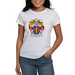 Magarola Family Crest Women's T-Shirt