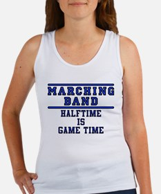 Halftime Is Game Time Women's Tank Top