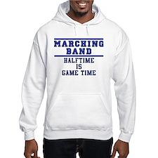 Halftime Is Game Time Hoodie