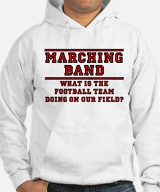 Football On Our Field Hoodie