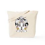 Machin Family Crest Tote Bag