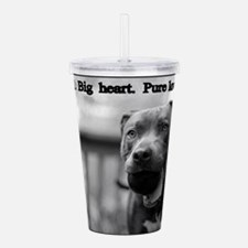 Boomer Pure Love Acrylic Double-wall Tumbler