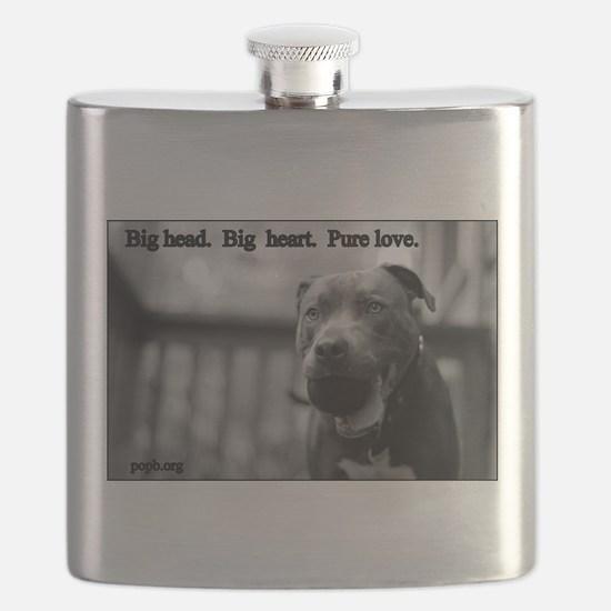 Boomer Pure Love Flask