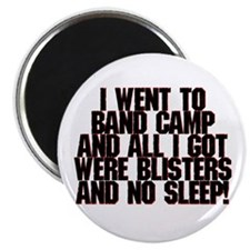 "Band Camp Blisters 2.25"" Magnet (10 pack)"