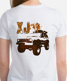 XJ Stained Women's T-Shirt