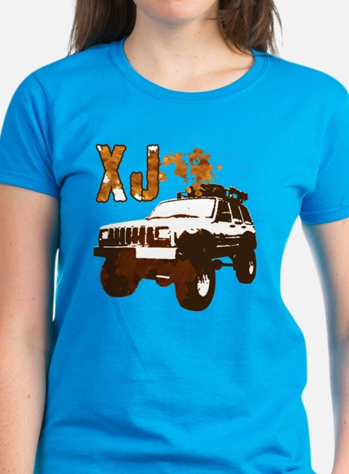 XJ Stained Tee