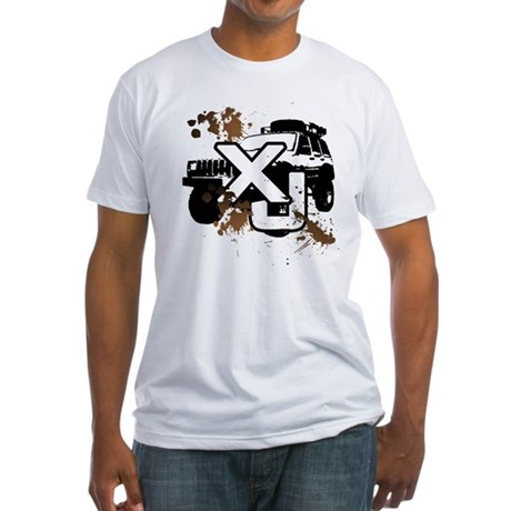 XJ SPLAT Fitted T-Shirt