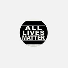All Lives Matter Mini Button