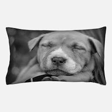 Unique Pit bull rescue Pillow Case