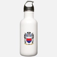 Linka Coat of Arms - F Water Bottle