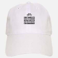 Handsome Ride Bike Baseball Baseball Baseball Cap