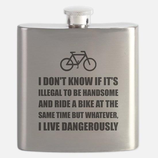 Handsome Ride Bike Flask