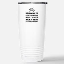 Handsome Ride Bike Travel Mug