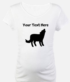 Howling Coyote Silhouette Shirt